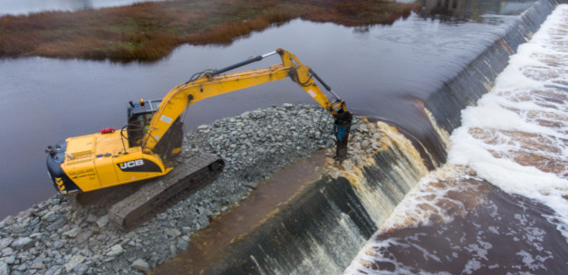 Financial support for dam removals