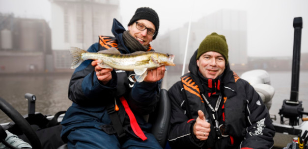 Need a fishing guide? Check out the Fishing in Holland map! (video)