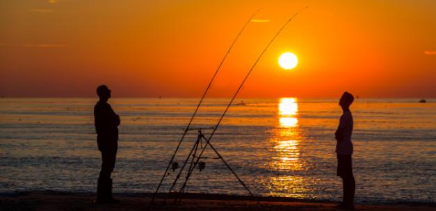 September: peak month for the sea angler