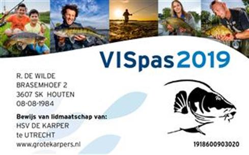 VISpas 2019 kann jetzt bestellt werden!