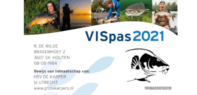 VISpas 2021: now available to order online!